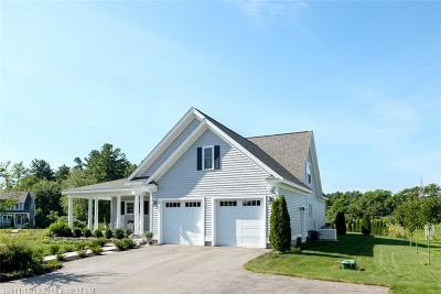 Kittery Single Family Home For Sale: 4 Cottage Way