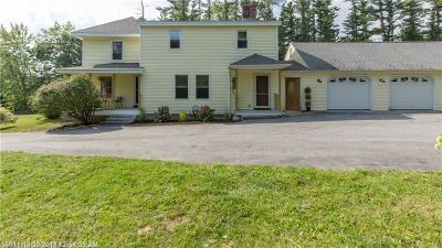 Falmouth Single Family Home For Sale: 103 Johnson Rd