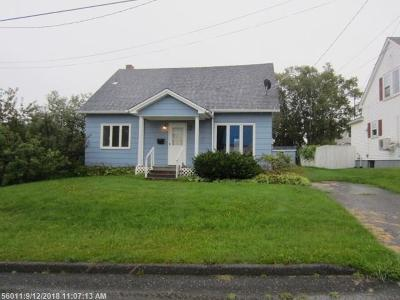 Madawaska Single Family Home For Sale: 137 13th-14th Avenue