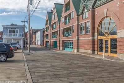 Portland Condo For Sale: 40 Portland Pier #7