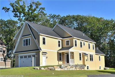 Scarborough ME Single Family Home For Sale: $668,750