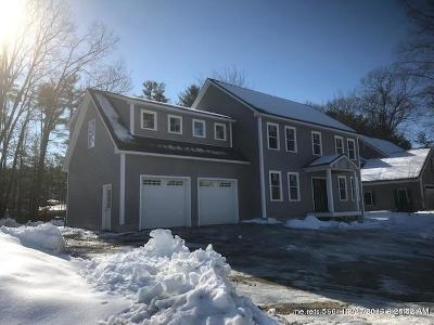 Kennebunk Single Family Home For Sale: 21 Quail Run