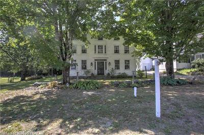 Standish Single Family Home For Sale: 15 Ossipee Trail