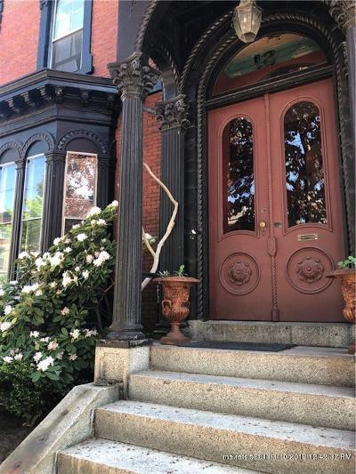Portland Condo For Sale: 12 Deering St 3 #3