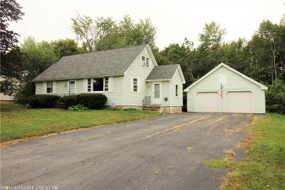 Brewer Single Family Home For Sale: 57 Edgewood Dr