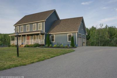 Bangor ME Single Family Home For Sale: $335,000