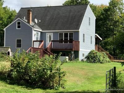 Windham Single Family Home For Sale: 119 Nash Road