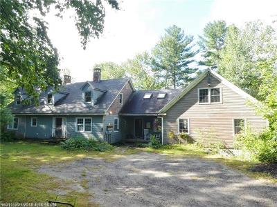 Waterboro Multi Family Home For Sale: 181 Star Hill Road