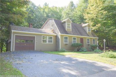South Berwick Single Family Home For Sale: 6 Birch Dr