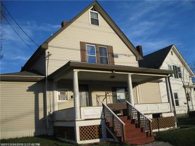Single Family Home For Sale: 78 Elm Street