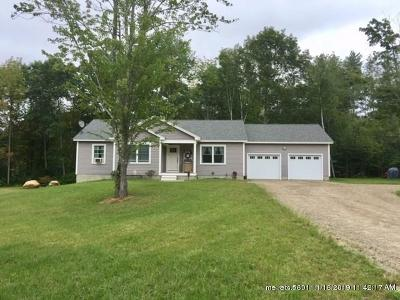 Waterboro Single Family Home For Sale: 2 Cooper Way