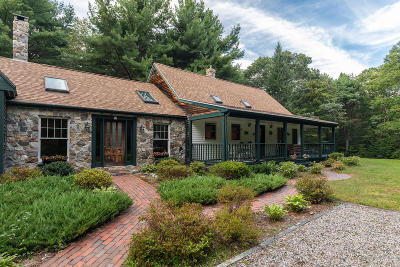 Kennebunkport Single Family Home For Sale: 83 Whitten Hill Rd