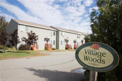 Bangor Single Family Home For Sale: 199 Bomarc Rd 2 #2