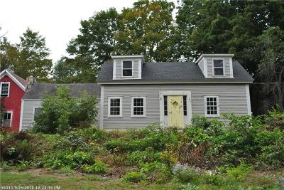 South Berwick Single Family Home For Sale: 61 Brattle St