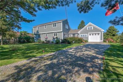 Kennebunk Single Family Home For Sale: 5 Surf Ln