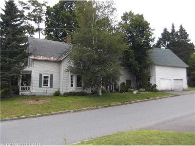 Single Family Home For Sale: 925 West Main St