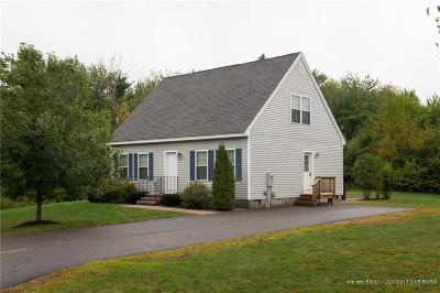 Wells Single Family Home For Sale: 30 Juniper Ln