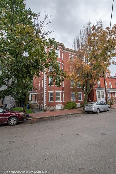 Portland Multi Family Home For Sale: 13 + 471 Grant + Cumberland Avenue