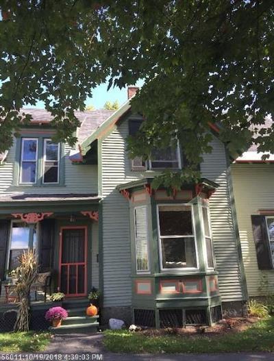Multi Family Home For Sale: 78 Summer St