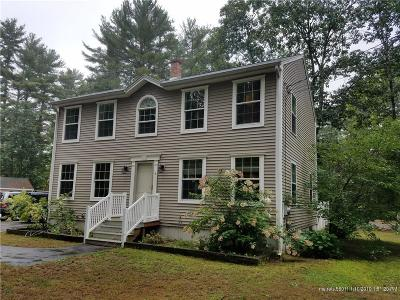 Waterboro Single Family Home For Sale: 4 Imperial Way