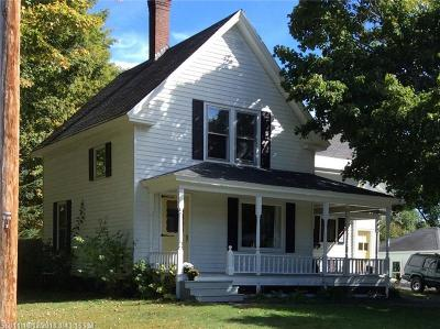 Single Family Home For Sale: 9 Union St