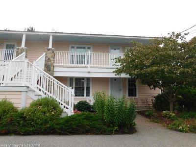Kennebunkport Condo For Sale: 272 Mills 7h #7H