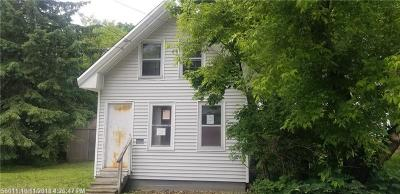 Single Family Home For Sale: 24 Prentiss