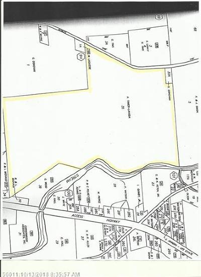 Caribou Residential Lots & Land For Sale: M15L35 Bowles Road