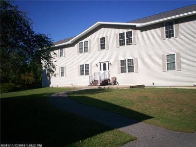 Bangor Condo For Sale: 541 Kenduskeag Ave 4-A #4-A