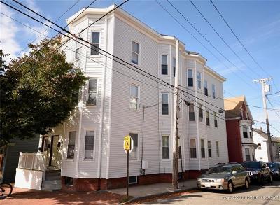 Portland Multi Family Home For Sale: 171 Congress St