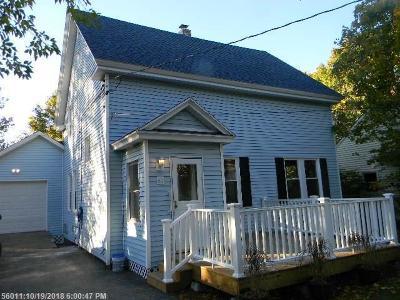 Bangor Single Family Home For Sale: 61 Wiley Street
