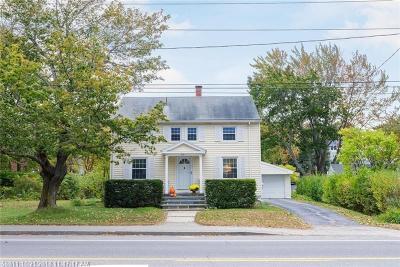 South Portland ME Single Family Home For Sale: $449,000
