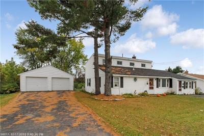 Bangor Single Family Home For Sale: 130 Falvey St