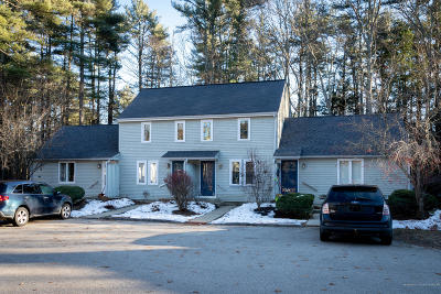 Kennebunk Condo For Sale: 6 High Bluff #6