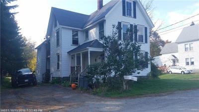 Multi Family Home For Sale: 40 Blake Street