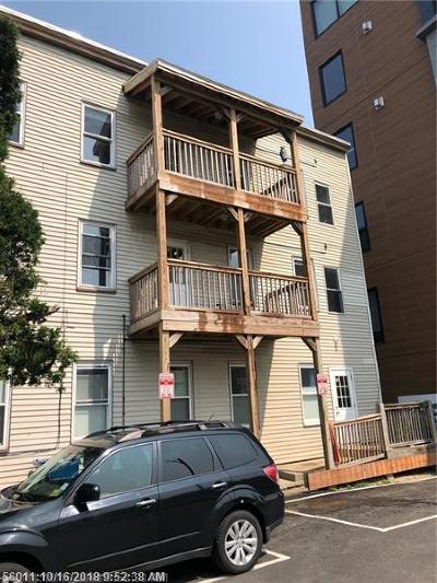 Portland ME Multi Family Home For Sale: $650,000