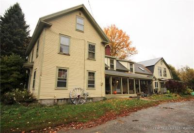 Single Family Home For Sale: 132 Main Street