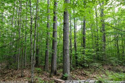 Clifton ME Residential Lots & Land For Sale: $45,000
