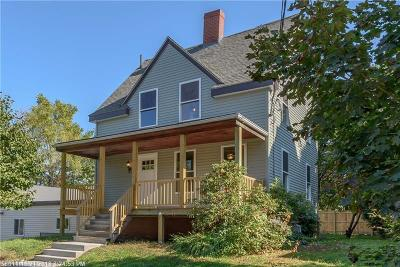 Portland Single Family Home For Sale: 9 Goodridge Ave