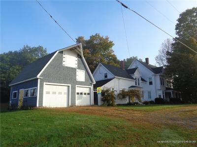 Single Family Home For Sale: 538 Douty Hill Road