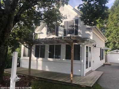 South Berwick Multi Family Home For Sale: 404 Main Street