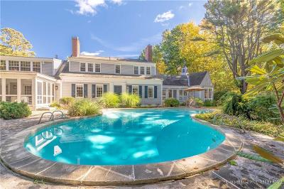 Kennebunkport Single Family Home For Sale: 9 Merrymeeting Ln
