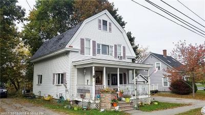 Bangor Single Family Home For Sale: 7 15th