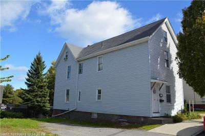 Portland ME Multi Family Home For Sale: $229,000