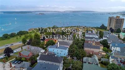 Portland ME Multi Family Home For Sale: $1,795,000