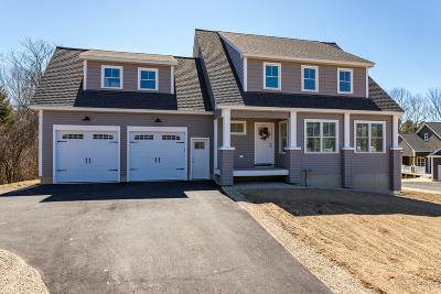 Kittery Single Family Home For Sale: 21 Hiltons Run Rd