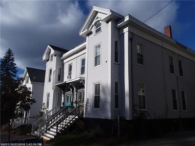 Portland Multi Family Home For Sale: 835 Congress St