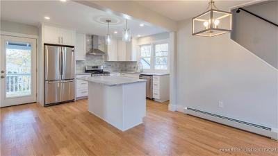 South Portland ME Single Family Home For Sale: $335,000