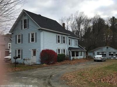 Single Family Home For Sale: 23 Union St