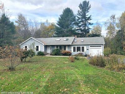 Kennebunkport Single Family Home For Sale: 100 Guinea Rd